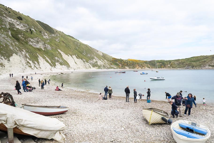 Lulworth Cove, Dorset, South England UK, Travel Diary by Rosie André (beach, bucketlist, destination, photography, Europe, journal, countryside, landscape)