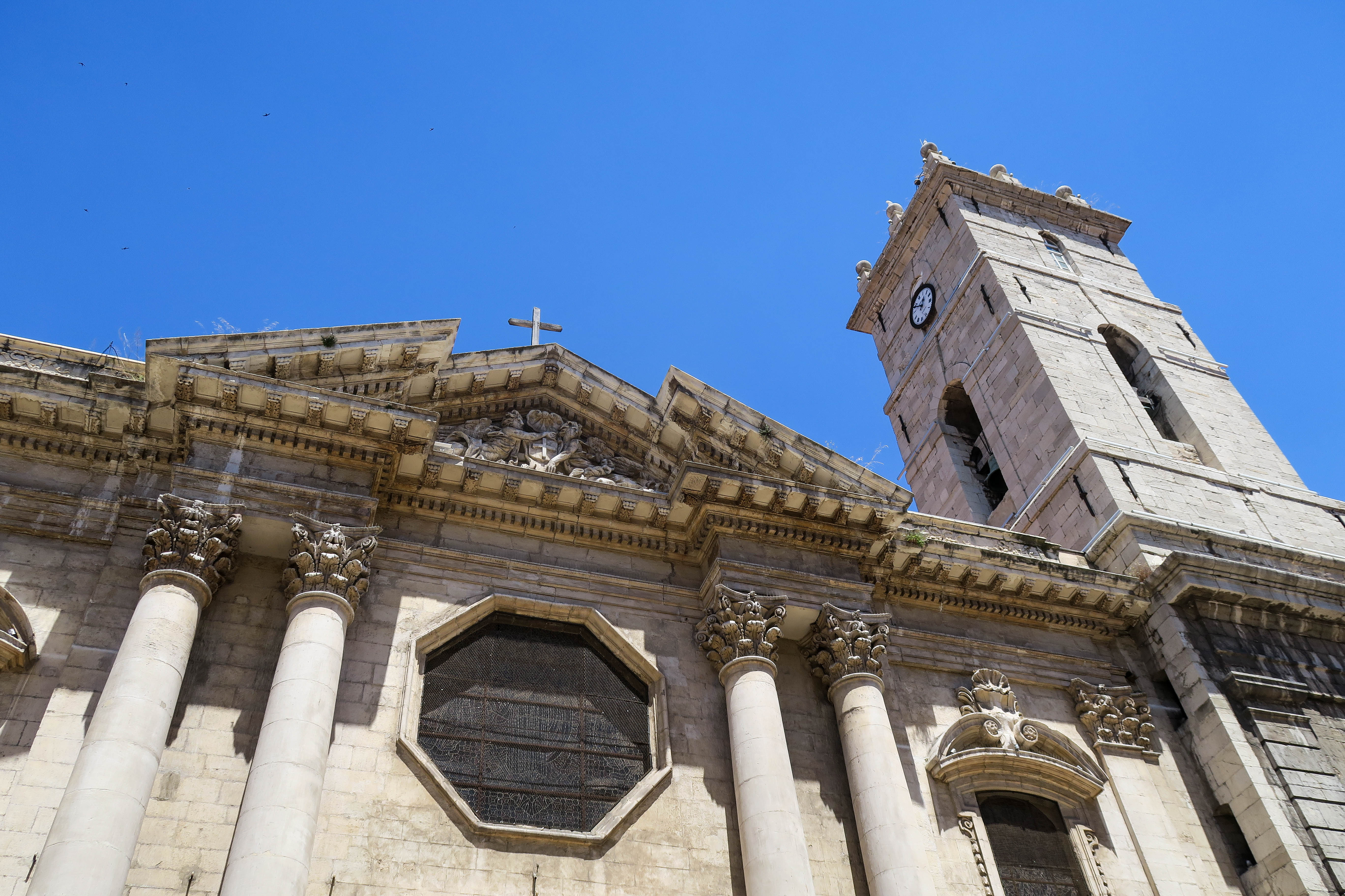 Toulon Cathedral, Travel Diary by Rosie Andre. (Toulon, South Of France, French Riviera, Holiday, Vacation, Tourism, Church, Religion, Visit)