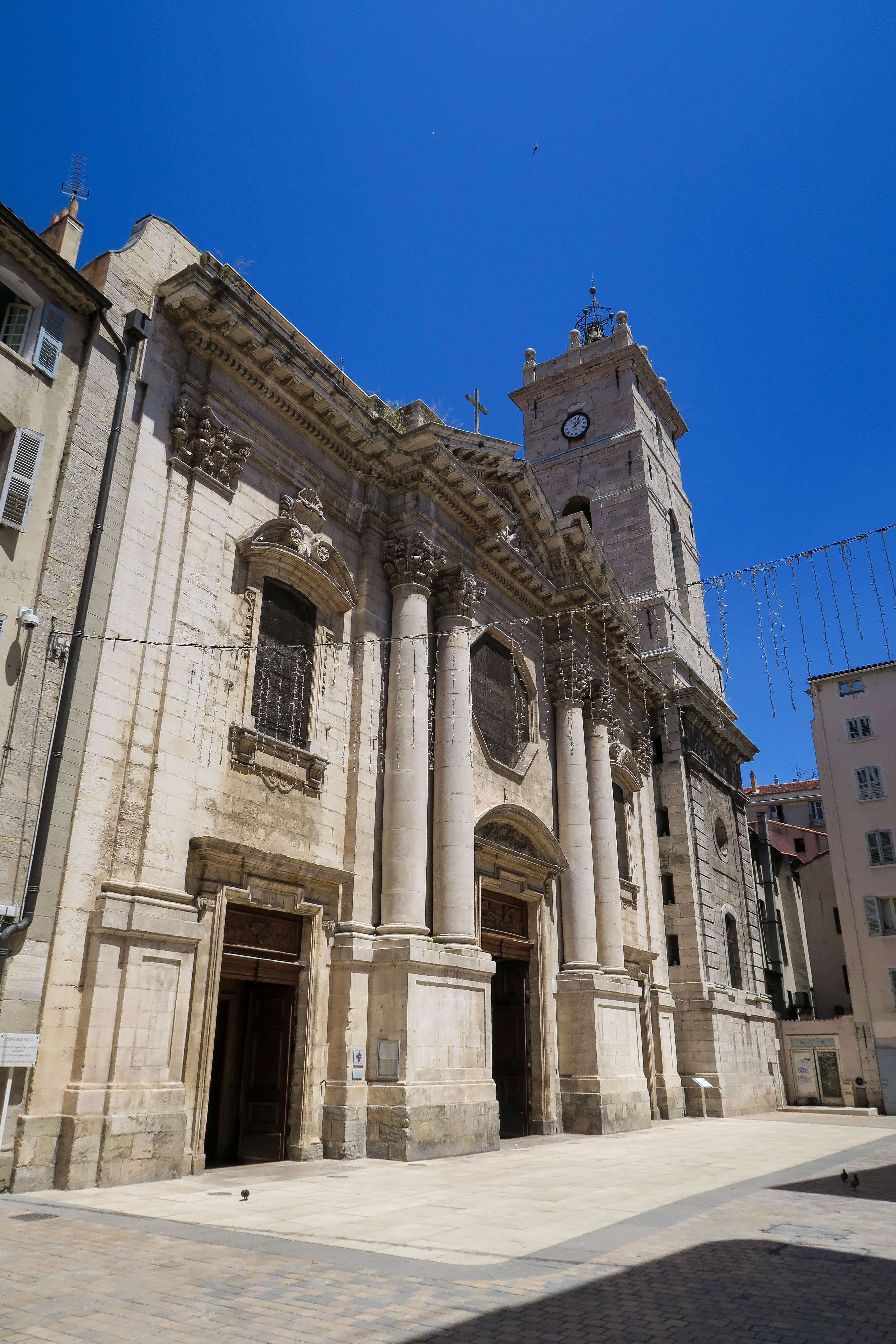 Toulon Churches, Travel Diary by Rosie Andre. (Toulon, South Of France, French Riviera, Holiday, Vacation, Tourism, Church, Religion, Visit)