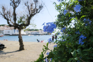 Cadaqués, Spain Travel Diary & Blog by Rosie Andre (Spain, Spanish, coast, sea, guide, day trip, holiday, vacation, summer, wanderlust, dali, art, artist, photo, photograph, photography, photographs, boats, food, tapas, Barcelona, church, view, scenery, blogger)