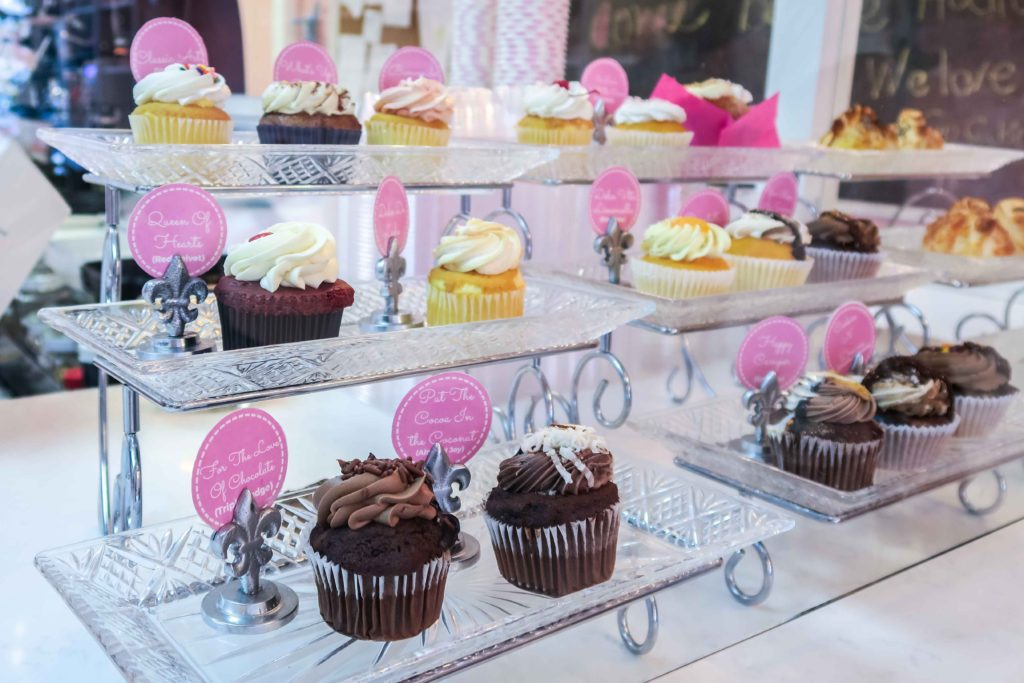 Rosie Andre. Travel Blog. My Cupcake World, Coral Gables, Miami. USA. (Miami, Florida, wanderlust, travel, explore, globe, world, earth)