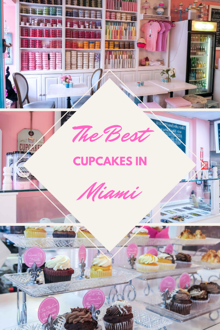 Rosie Andre - the best cupcakes in Miami